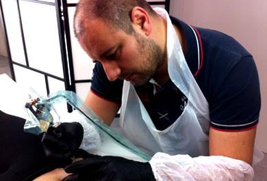 Steve ink tattoo tatuaggi Lainate